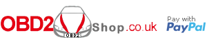 OBD2shop.co.uk - Auto Diagnostic Tool Top Supplier