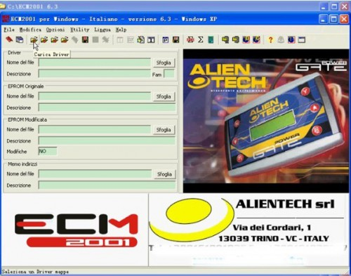 ECM Chiptuning 2001 V6.3 diagnsotic software