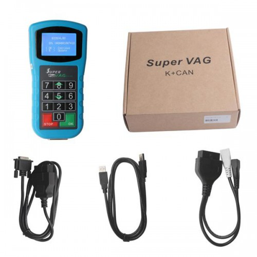 (DHL Free Shipping) Xhorse Super VAG K+CAN Plus 2.0