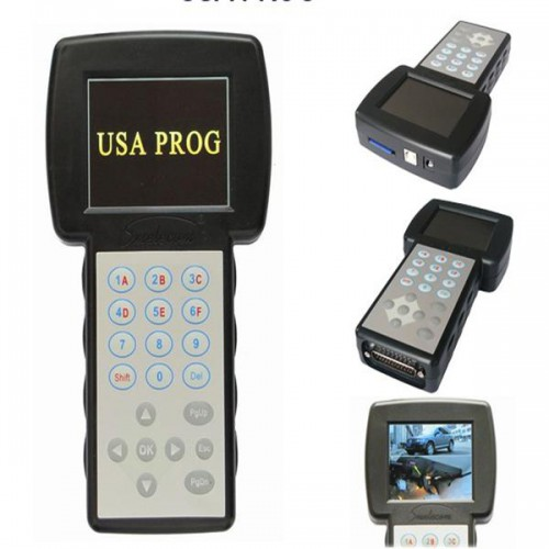 USA PROG Standard Package ( Need Buy Software Alone)