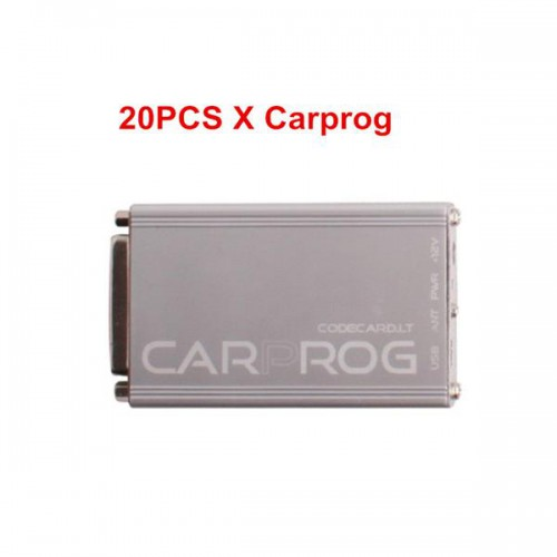 20pcs Carprog V7.28 Carprog Full
