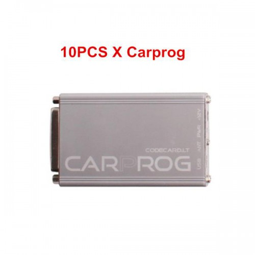 10pcs Carprog V7.28 Carprog Full