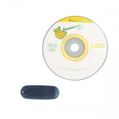(Ship from UK)TIS2000 CD And USB Key For GM TECH2 SAAB Car Model