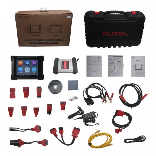 AUTEL MaxiSys MS908 Pro MS908P MS908S PRO Wifi OBD Full System Diagnostic with J2534 MaxiFlash Elite