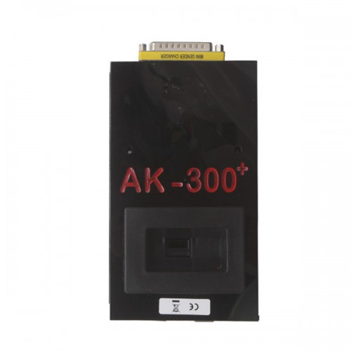 AK300 OBD2 CAS Key Maker Key Programmer for BMW