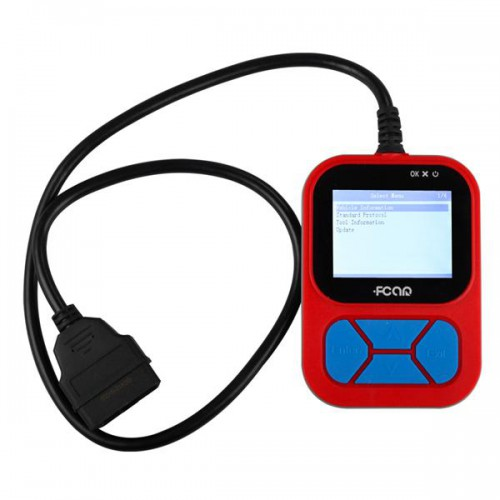 Exclusive Sale Fcar F502 Heavy Vehicle Code Reader