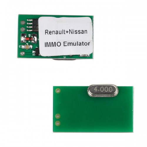 New For Renault+Nissan IMMO Emulator 2 in 1