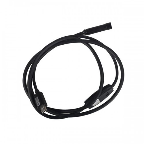 6 LED 7mm Lens Android Endoscope Waterproof Inspection Borescope Tube Camera 1M Length