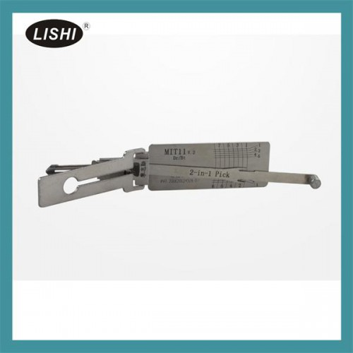 LISHI MIT11 2-in-1 Auto Pick and Decoder For Mitsubishi