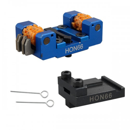 HON66 Manual Key Cutting Machine Support All Key Lost