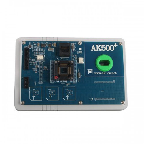 New Released AK500+ Key Programmer (Without Database Hard Disk) for Mercedes Benz AK100+ programmer