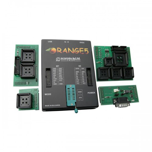 100% Original Orange5 Professional Memory and Microcontrollers Programming Device