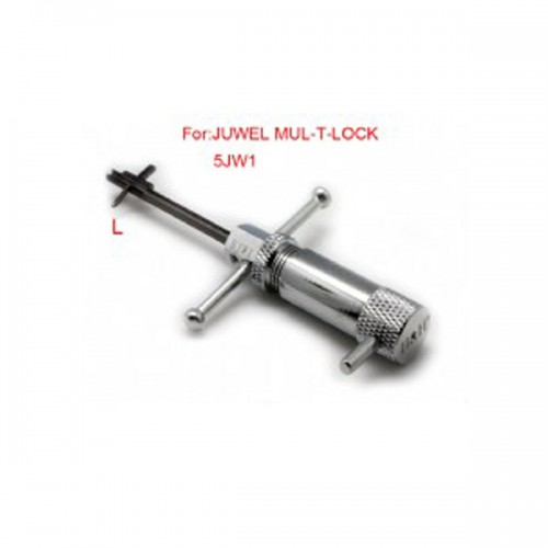 Original JUWEL MUL-T-LOCK New Conception Pick Tool (Left side)FOR JUWEL MUL-T-LOCK 5JW1