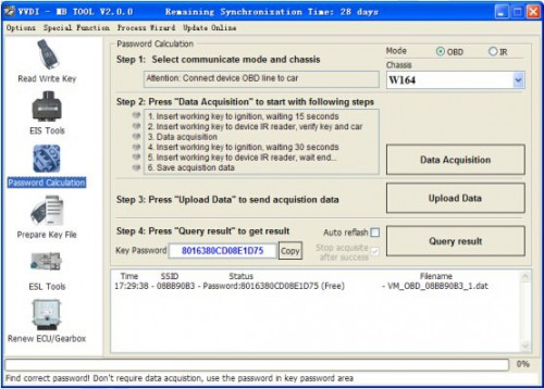 Xhorse 5 Tokens for VVDI MB BGA Tool Password Calculation