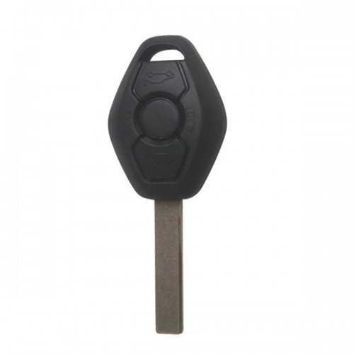 Key Shell 3 Button 2 Track For BMW 10pcs/lot