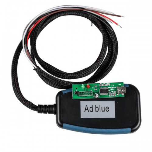 (Ship from UK) Ad-blueobd2 Emulator 7-In-1 With Programming Adapter High Quality with Disable Ad-blueobd2 System