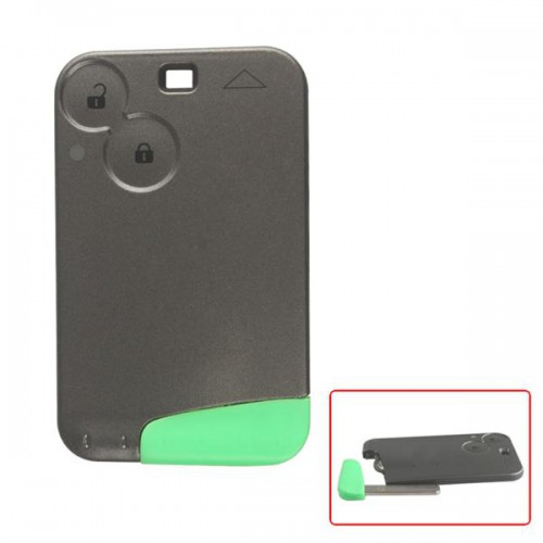 433MHZ 2 Button Smart Key for Renault Laguna
