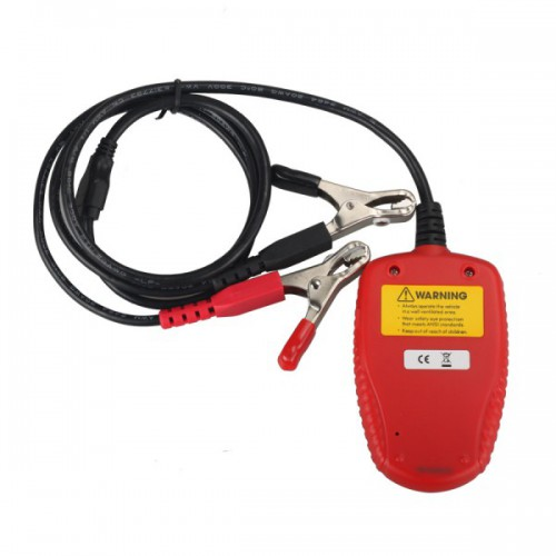 (Ship from UK) QUICKLYNKS BA101 Automotive 12V Vehicle Battery Tester