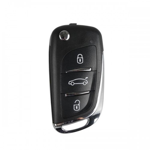 5pcs/lot XHORSE VVDI2 Volkswagen DS Type Remote Key 3 Buttons (Type X002)