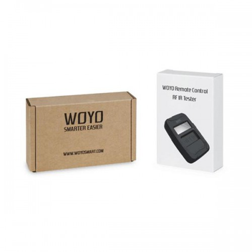 (Ship from UK) WOYO Remote Control Tester Tools Car IR Infrared (Frequency Range 10-1000MHZ)