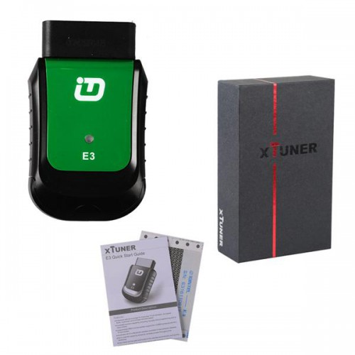 (Ship from UK) V9.2 XTUNER E3 Easydiag Wireless OBDII Diagnostic Tool Support Win10 Life-Time Warranty