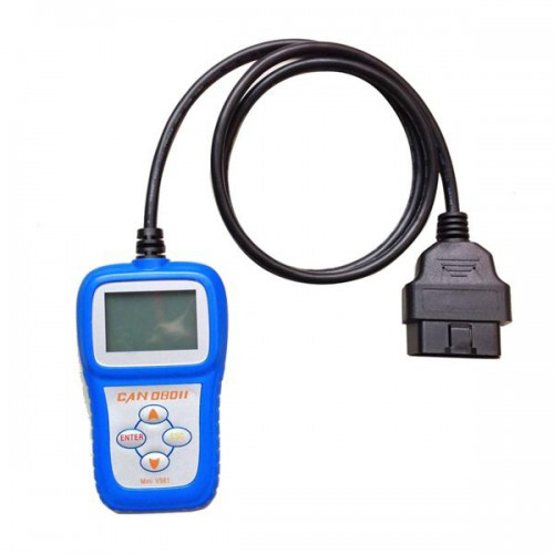 (Free Shipping No Tax) Mini V581 CAN OBDII/EOBD Code Reader