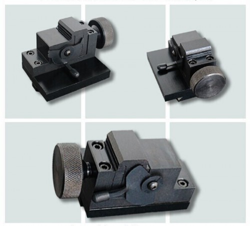 Latest Single-Sided Standard Key Clamps for SEC-E9 Key Cutting Machine Single-Sided Standard Key Cutting