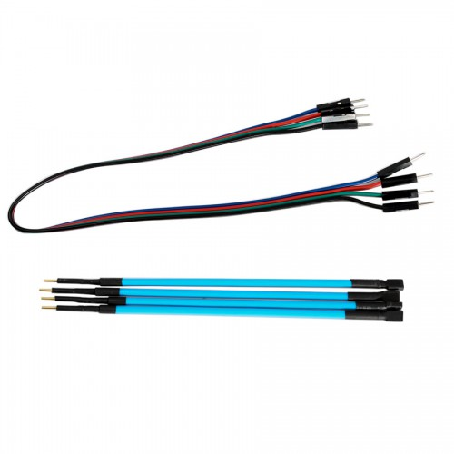 (Ship from UK) LED BDM Frame with Mesh and 4 Probe Pens for FGTECH BDM100 KESS KTAG K-TAG ECU Programmer Tool
