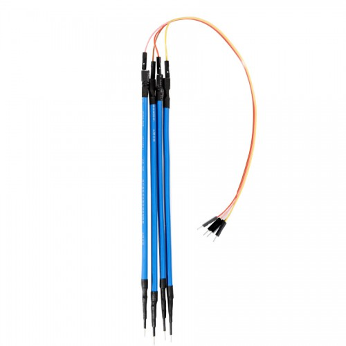 LED BDM Frame 4 Probes With Connect Cable For Replacement 4pcs/set
