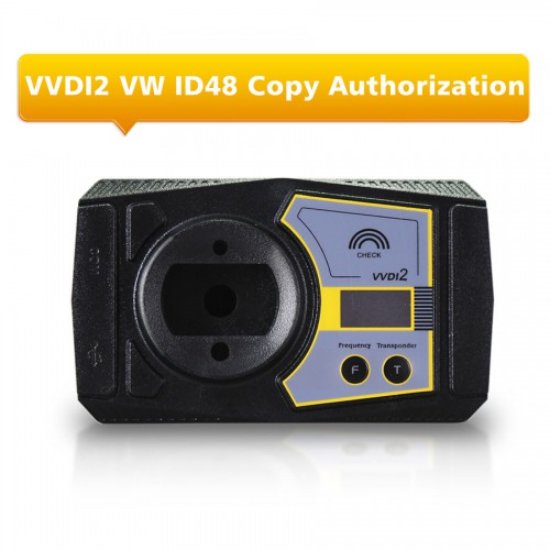 (Authorization Service) Original Xhores VVDI2 Copy 48 Transponder by OBDII Function