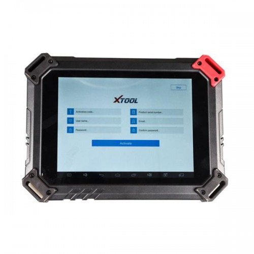 XTOOL EZ500 HD Heavy Duty Full System Diagnosis with Special Function (Same Function as XTOOL PS80HD)