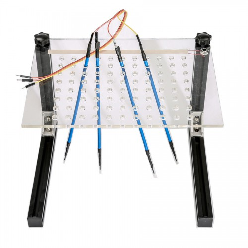 (Ship from UK) LED BDM Frame with 4 Probes Mesh for Kess Dimsport K-TAG