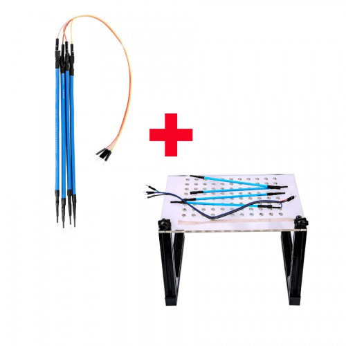 LED BDM Frame with Mesh Set Plus 4 Probes For Replacement