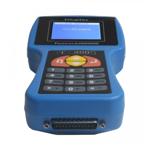 V2017.17.8 T300 key programmer English  Blue