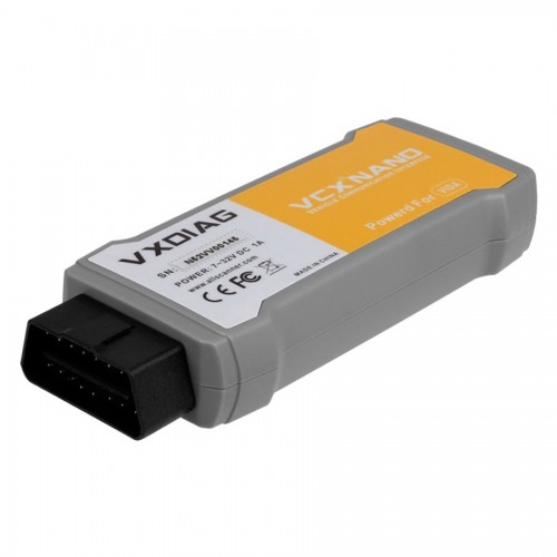 VXDIAG VCX NANO 2014D For Volvo Car Diagnostic Tool