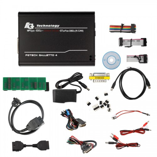 (Ship from UK) V54 FGTech 0386 Galletto 4 Master BDM-OBD Function