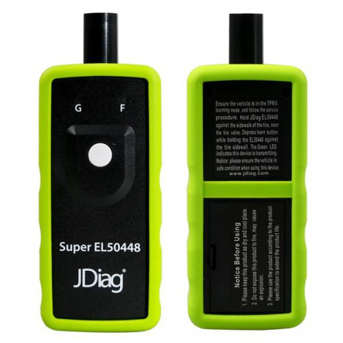 JDiag FasTPMS Super EL50448 for GM and Ford TPMS Relearn New Arrival