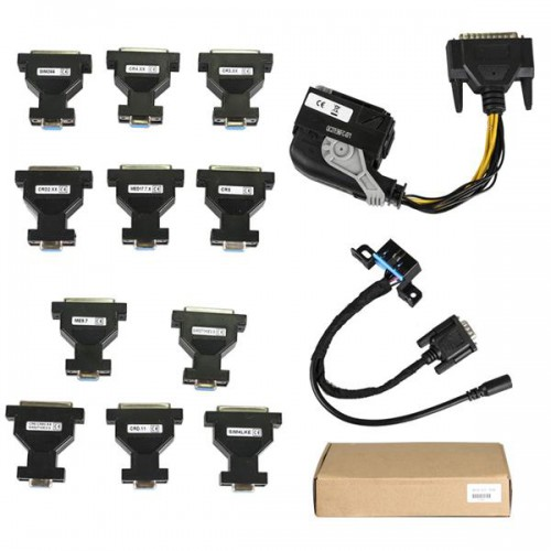 Buy Xhorse VVDI MB TOOL Get Free 5 in 1 EIS ELV Test cables Benz ECU Test Adaptor NEC ELV adaptor Free Shipping Deal