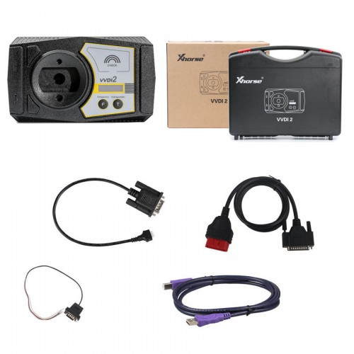 Buy V6.1.0 Xhorse VVDI2 Full Version Get Free BMW FEM & BDC Functions Authorization Free Shipping Deal