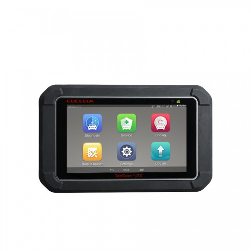 EUCLEIA TabScan S7C Automotive Intelligent Diagnostic Tool Free Update for 18 Months