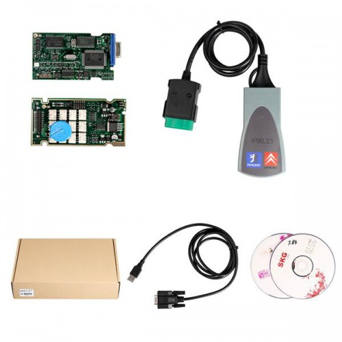 Best Price Full Lite Version Lexia-3 lexia3 V48 For Citroen/Peugeot Diagnostic PP2000 V25 with Diagbox V7.83 Software