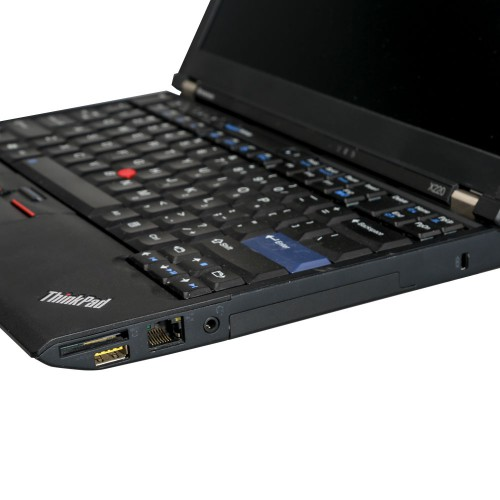 Second Hand Lenovo X220 Laptop I5 CPU 1.8GHz WIFI With 4GB Memory Compatible with ICOM/MB SD C4