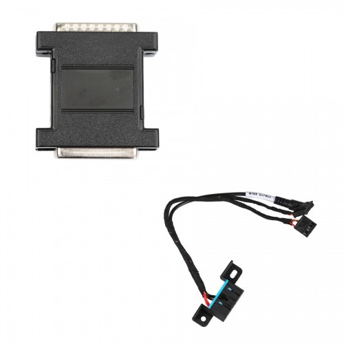 [UK/EU Ship No Tax] VVDI MB Tool Power Adapter Work with VVDI Mercedes W164 W204 for Data Acquisition