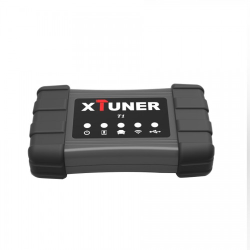 XTUNER T1 Heavy Duty Trucks Auto Intelligent Diagnostic Tool Support WIFI Life-Time Warranty