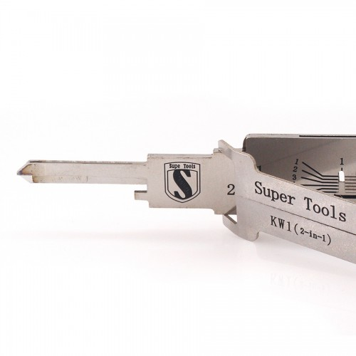 Super auto decoder and pick tool KW1 (right)