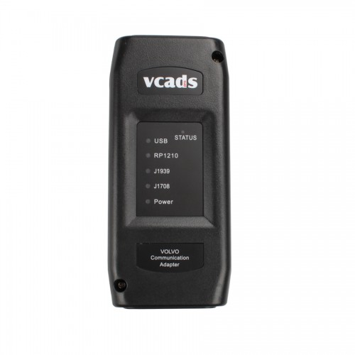 Latest VCADS Pro 2.40 for Volvo Truck Diagnostic Tool