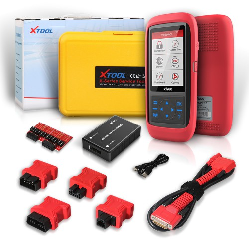 2020 New XTOOL X100 Pro2 OBD2 Auto Key Programmer Can completely replace x100 pro Free Update for 2 Years