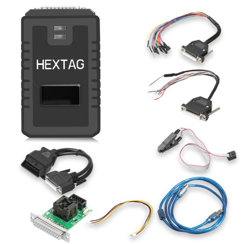 (Promo) Original Microtronik HexTag Programmer V1.0.8 with BDM Funtions