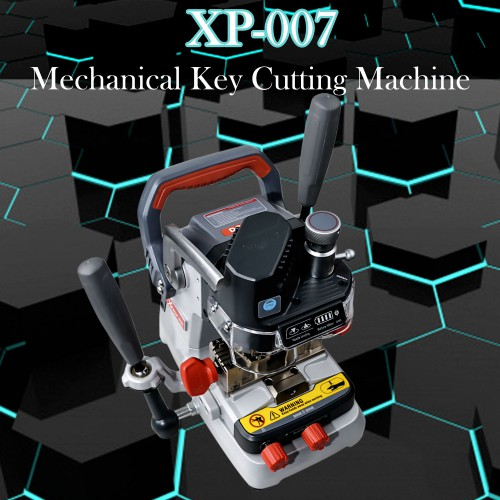 [Sales] Xhorse Condor Dolphin XP-007 XP007 Key Cutting Machine for Laser Dimple and Flat Keys UK/EU Ship No Tax