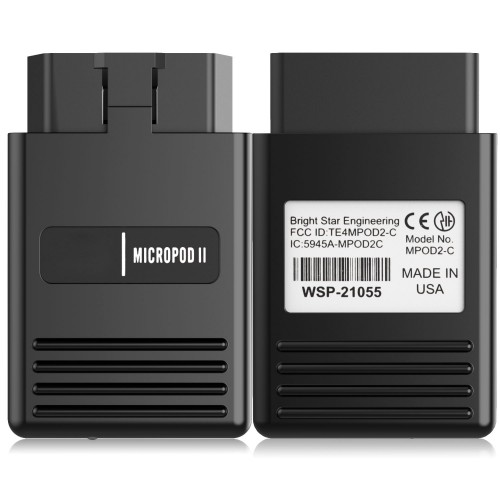 (Ship from UK/EU) V17.04 wiTech MicroPod 2 Diagnostic Programming Tool for Chrysler Best Pice